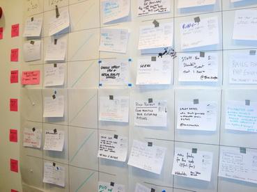 Day 1 at BarCamp
