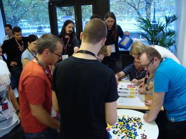 Lego Bridges of London Ice Breaker
