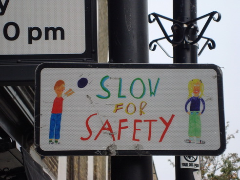 Slow for Safety