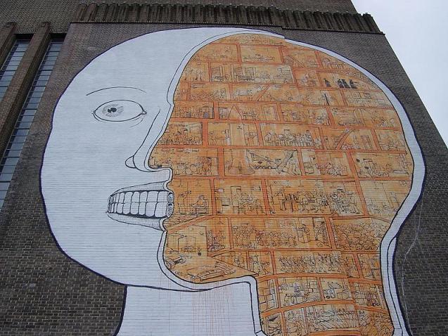 An open mind works like a parachute