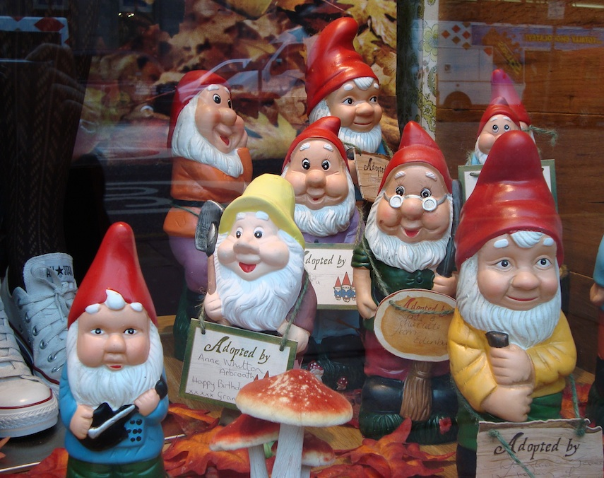 Gnomes know