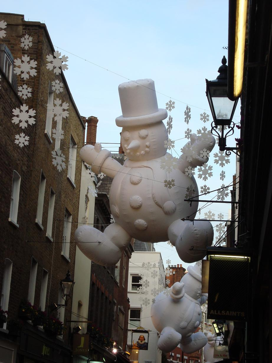 Bloated Snowman